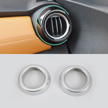 ABS Auto Styling Matte Style Left front side air vent cover For Nissan 17 KICKS цена и фото