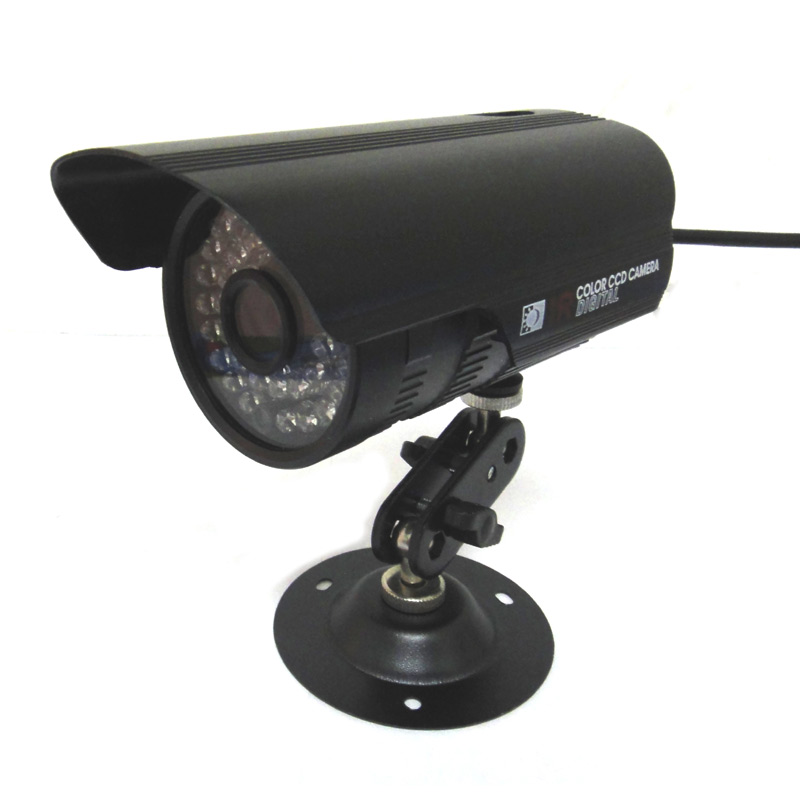 Expressive 1/3 1000tvl Cmos Color Ir Cctv Security Camera Outdoor Video Weatherproof D/n 36 Leds Video Surveillance