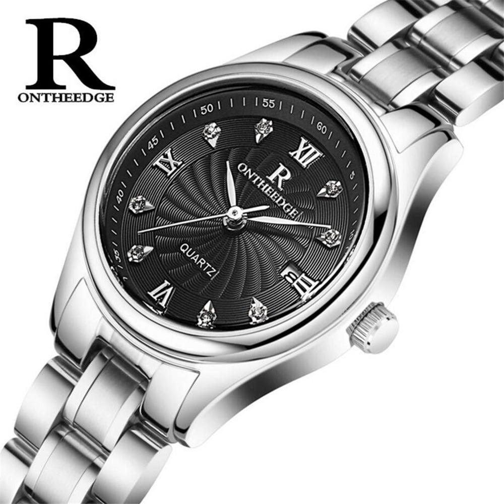 Waterproof Steel Brand Watch