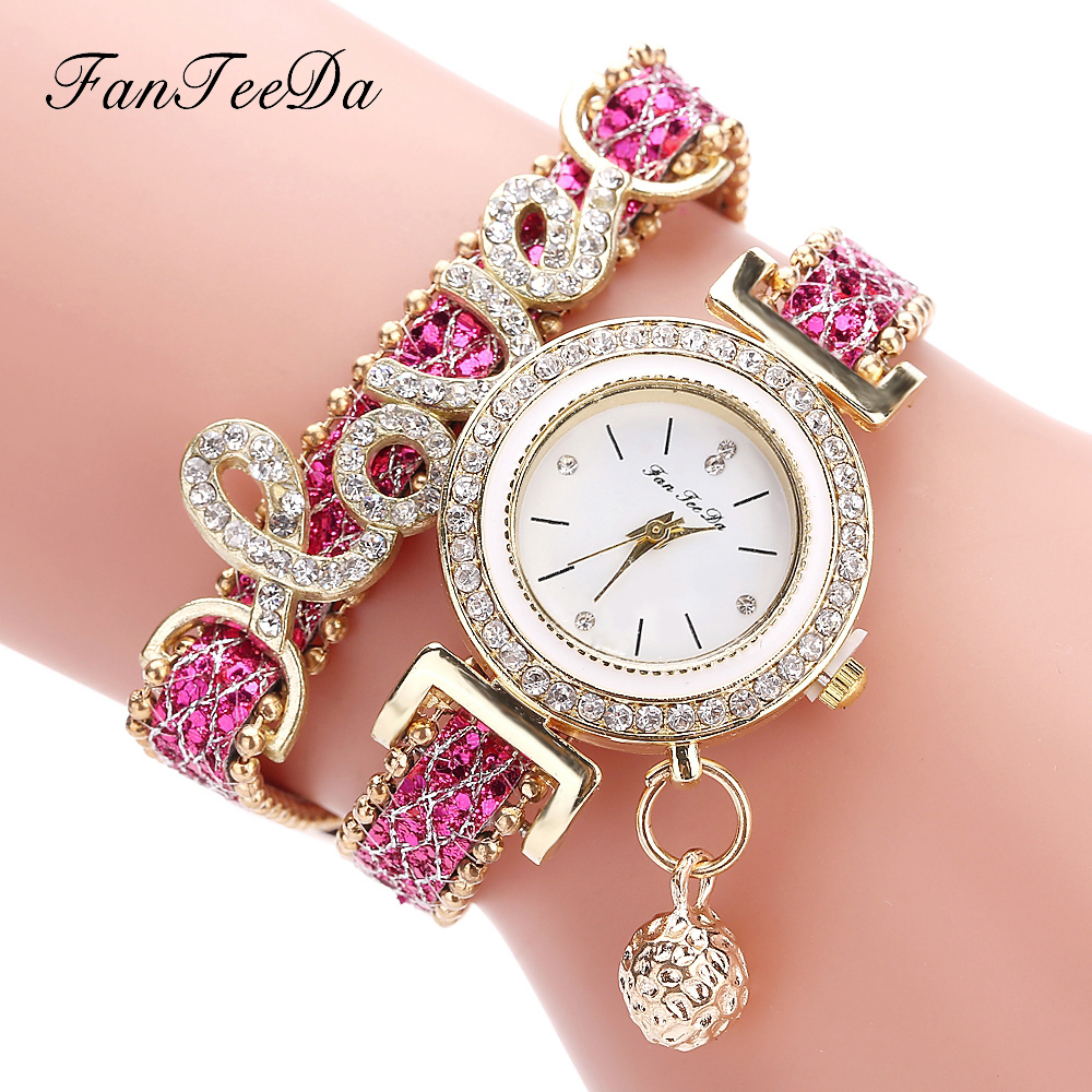 FanTeeDa Brand Fashion Luxury Women Wriss