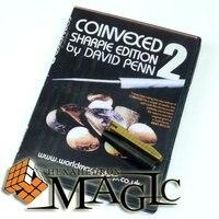 Coinvexed 2.0 находчивый издание (с трюк и нормальной ручка) дэвид Penn/крупным планом КАРТЫ фокус/оптовая продажа