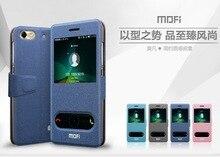 Для Huawei Honor 4c (Chm-cl00) Дело MOFI Кожаный Чехол Откидная Крышка Для Huawei Honor 4c (Chm-cl00) Двойной Окно Стенд Стиль