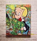 hand made Pop art  B...