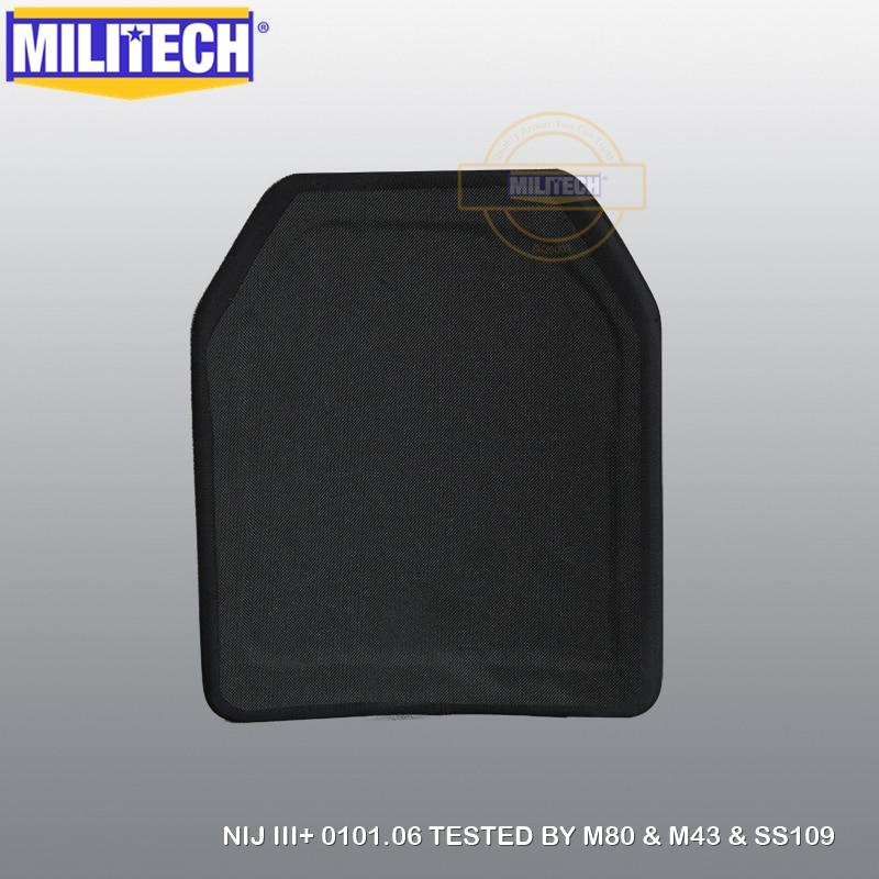 MILITECH SIC & PE NIJ III + Пуленепробиваемая - Безопасность и защита - Фотография 4