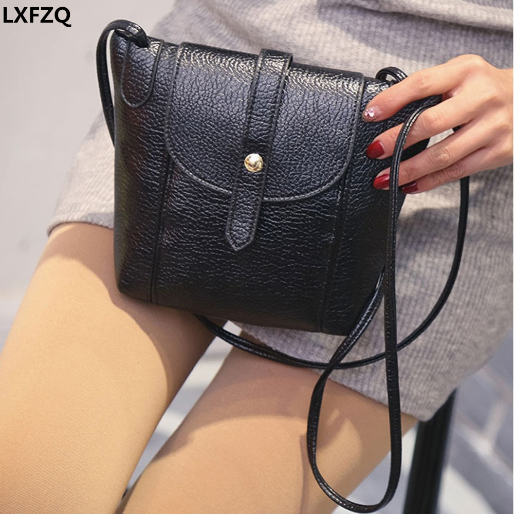 PU bolsa feminina bolso mujer crossbody bags for women messenger bag women messenger bags Clutch female 2017 women messenger bag hollow out bolsa feminina bolso mujer leather shoulder bag saddle crossbody bags for women s 132