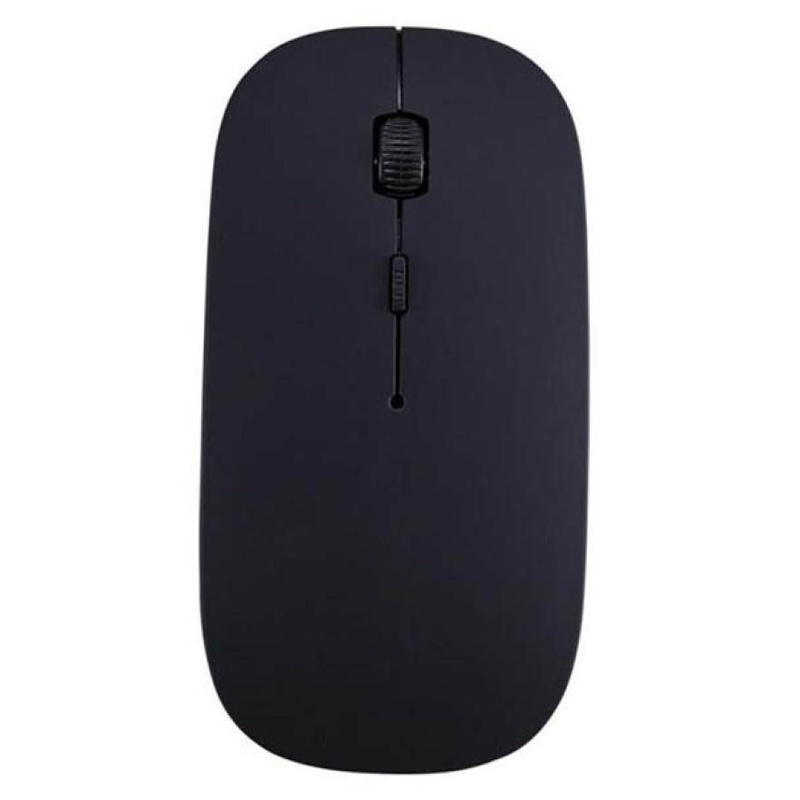 New 1pc 2400 DPI 4 Button Optical Wireless Mouse Gaming Mouse Mice For PC Laptop Computer fe9