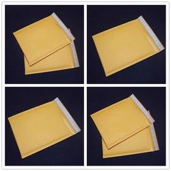 1/5/10 STUKS Geel Kraftpapier Bubble Enveloppen Tassen Mailers Padded Verzending Envelop Met Bubble Mailing Zak business Supplies