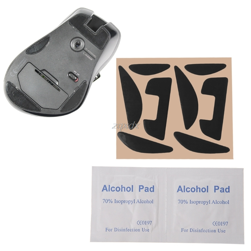 2 Sets Mouse Skatez / Mouse <font><b>Feet</b></font> Mice Pad for <font><b>G700</b></font> G700S Mouse Z09 Drop ship Xianjia image