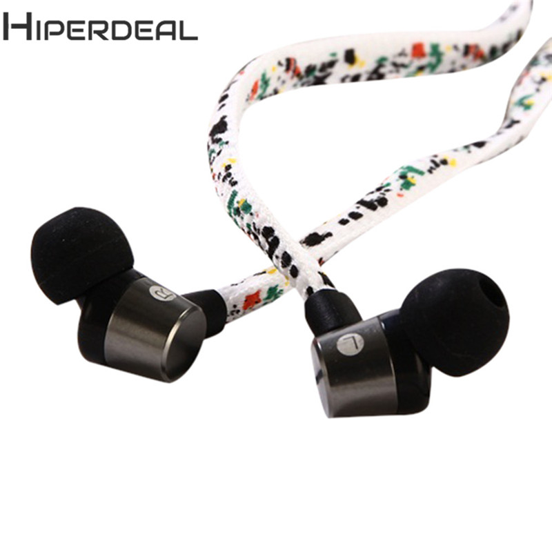 HIPERDEAL Earphones With Microphone For PC Gaming High Quality In Ear Mobile 1.2m Dynamic 3.5mm Stereo Graffit Headset S1220