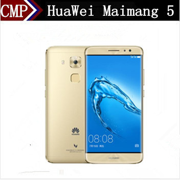 """Оригинал huawei maimang 5 g8 плюс 4 г lte мобильный телефон окта ядро android 6.0 5.5 """"FHD 4 ГБ RAM 64 ГБ ROM 16.0MP Отпечатков Пальцев Тип C"""