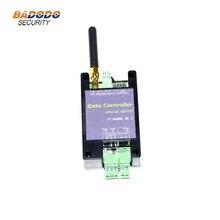GSM пульт дистанционного управления GSM Открыватель ворот G200 одиночный релейный переключатель для раздвижных распашных гаражных ворот(замена RTU5024