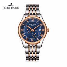 ba8e4789965 Recife Tigre RT Novo Design de Moda Relógio Automático Dos Homens de  Negócios Relógios com