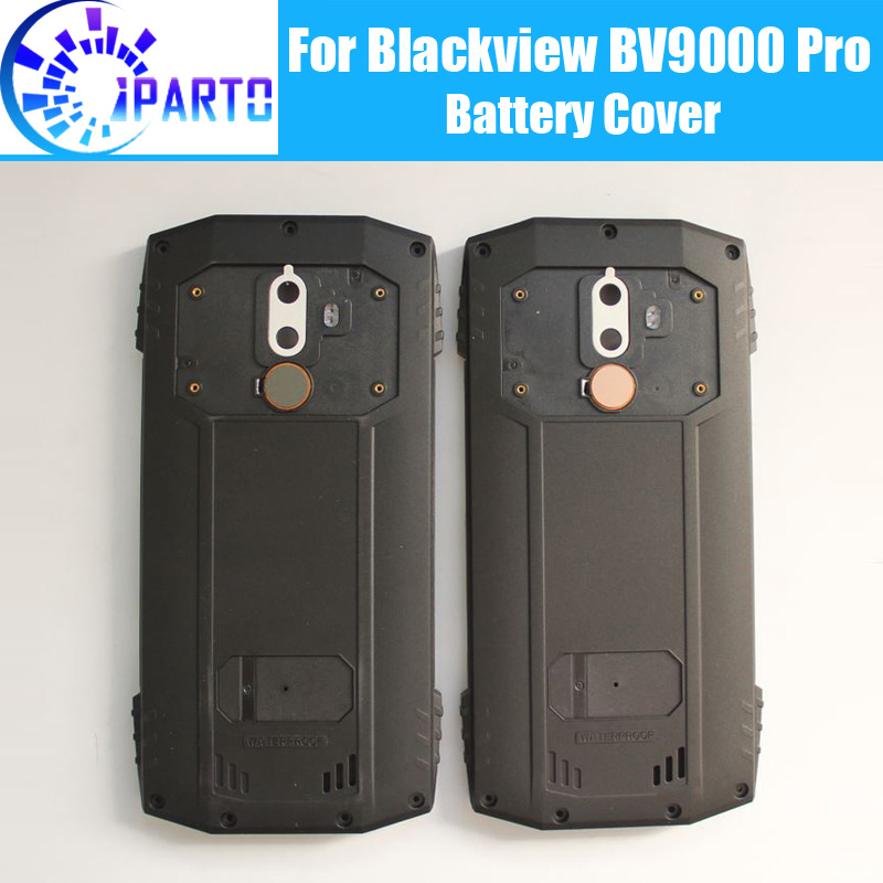 Blackview BV9000 Pro Battery Cover Replacement 100% Original Durable Back Case Mobile Phone Accessory for Blackview BV9000 Pro