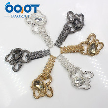 1710192,1pc svery beautiful fashion Fur buttons,coat buttons.Rhinestone buttons.Platypus glass with a diamond buckle,Accessories
