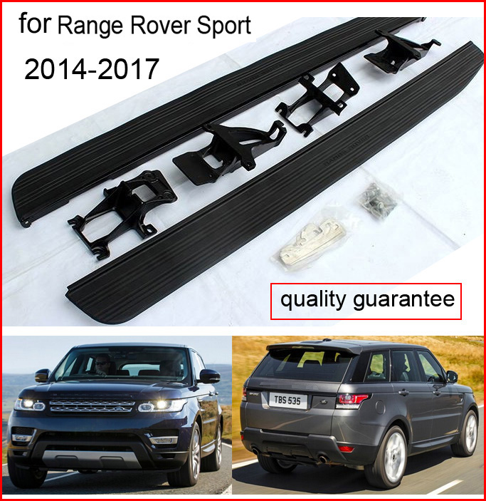 OE model running board side step bar for Range Rover Sport 2005-2013 or 2014-2017, old a ...