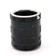 Макро Удлинитель 3 Кольца для Sony ILCE NEX E-Mount NEX3N NEX5 NEX5N NEX7 NEX6 NEX5T NEX5R a5100 a5000 a6000 A3000 NEX-VG10