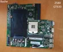 Lenovo Z580 ноутбук FRU системной платы 90000273 поддерживает I3 I5 Процессор инвентаризации полный тест пятно Бесплатная доставка