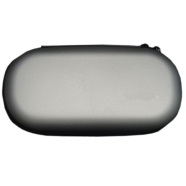 Silver Protector Hard Travel Carry Shell Case Cover Bag Pouch for Sony PS Vita PSV