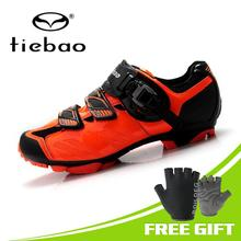 TIEBAO Outdoor Road Bike Shoes Triathlon Bicycle Sapatilha Ciclismo Breathable Cycling Athletic Racing Sneakers