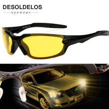 цена на Men Polarized Glasses Car Driver Night Vision Goggles Anti-glare Polarizer Sunglasses Polarized Driving Sun Glasses