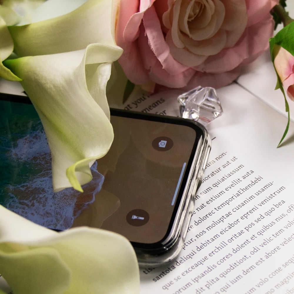 Caseier блеск Единорог телефона чехол для iPhone х Мягкий силиконовый горный хрусталь крышка для iphone 5S 6 6s 7 8 Plus роскошный принципиально capinha чехол на айфон 7 8 X