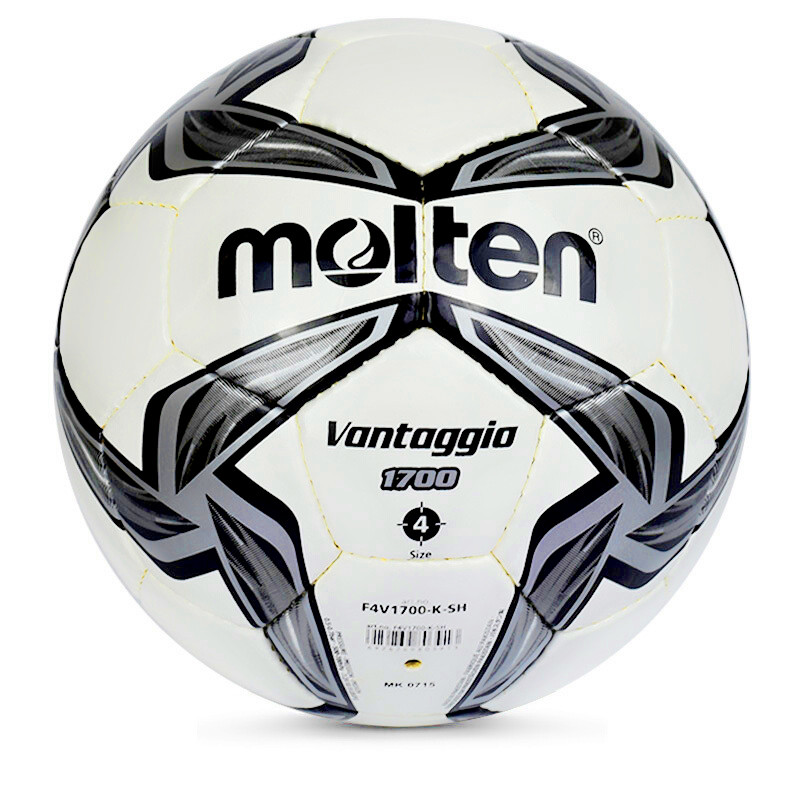 Molten football F4V1700 futsal soccer ball PU material size 4 calcio training professional pelotas voetbal bola de futbol