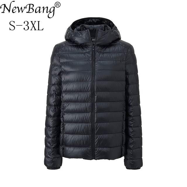 Aliexpress.com : Buy NewBang Womens Down Jacket Ultra Light Down ...