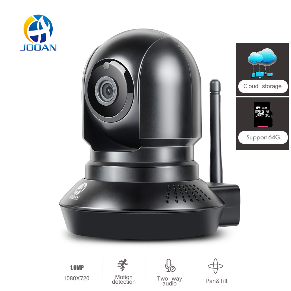 Jooan HD Wifi Camera Wireless Home Security IP Camera Security Network CCTV Surveillance Camera IR Night Vision Baby PET Camera