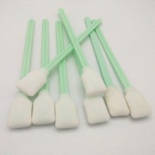 Vilaxh 100 Pcs Cleaning Swabs Sponge Stick untuk Epson/ROLAND/Mimaki/Mutoh Eco Pelarut Printer Cleaning Swab(China)