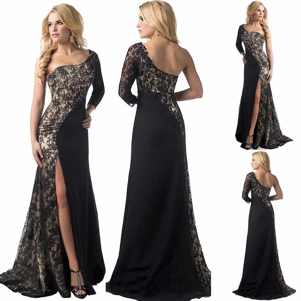 Beautiful factory direct fashion Women Formal Wedding Bridesmaid Long Ball Prom Gown Coocktail Dress logistics air tra