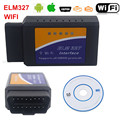 2016 Newest ELM327 Wifi Scanner Auto OBD2 Diagnostic Tool ELM 327 WIFI OBDII Scanner V 1.5 Wireless For Both Android / IOS
