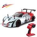 2.4G Coche RC 1:10 Del Coche de Competición Para Super GT de Alta Velocidad campeón Del Coche Vehículo de Radio Control Modelo De Coche de Carreras Eléctrico RTR Juguete