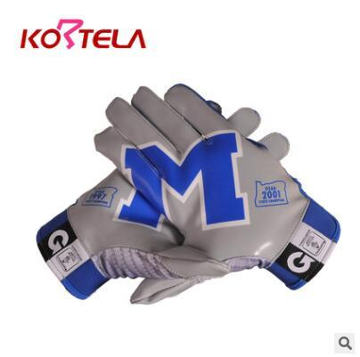 Free shipping,Brand gloves,full finger military,American football gloves,sticky Classics sport speed,wide receliver glove
