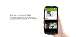 """Image 2 - Blackview BV9000 Smartphone 5.7 """"HD + écran tactile 4GB + 64G ROM téléphone portable double caméra Charge rapide NFC empreinte digitale téléphone portable"""