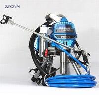 1PC High pressure airless spraying machine 220V/50 Hz Professional Spray Gun Paint Sprayer Painting Machine 1200W NT9495 Tool