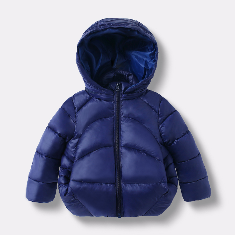 Hooded Zipper Thick Winter Children's Girls Jackets Kids Boy Coats Jacket Clothes For Girls Baby Boys Coat Kid Clothing Outwear ins spring kids jacket pu leather girls jackets clothes children outwear for baby girls boys clothing coats costume winter 1 7y