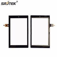 Srjtek 8 For Lenovo YOGA Tablet 2 830 830L Digitizer Touch Screen Replacement Glass Panel Tablet