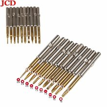 JCD Mini Precision Screwdriver head Hands Tools for iPhone 4S 5S 6 6S 7 8 plus X ect Phone Tablet Repair for Xiaomi 2s 3 4 5 6(China)