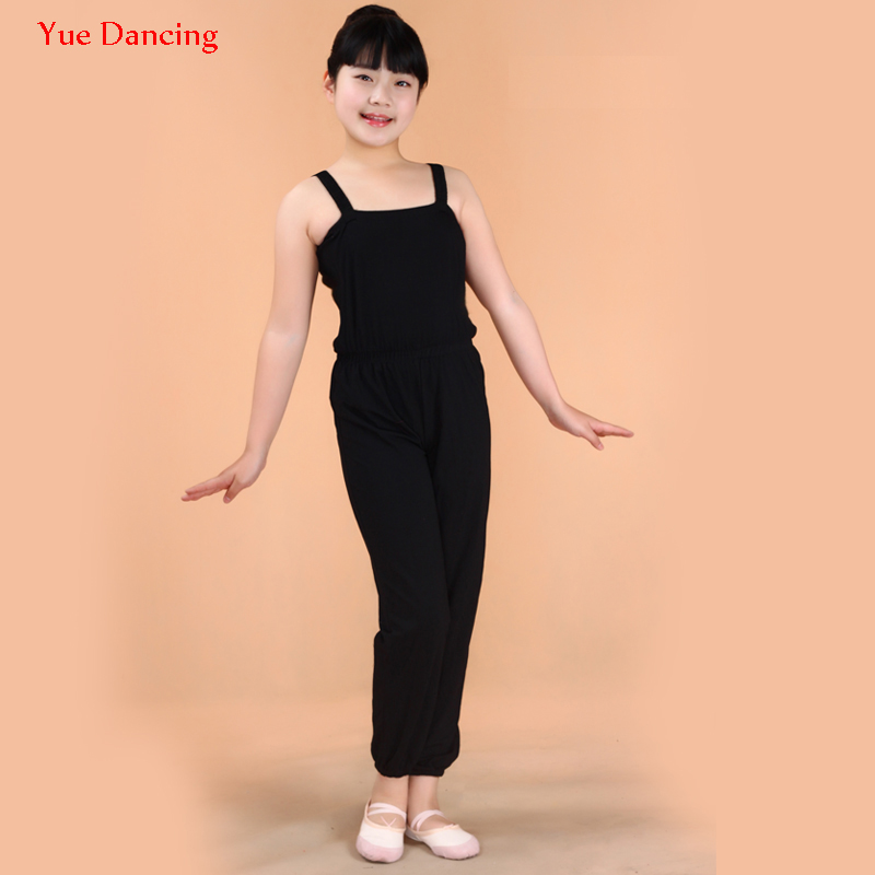 90-165cm Children Summer Clothes 4 Colors Kids Latin Dance Wear Girls Ballroom Tops & Pants Tango/Salsa/Rumba/Cha Cha Costumes