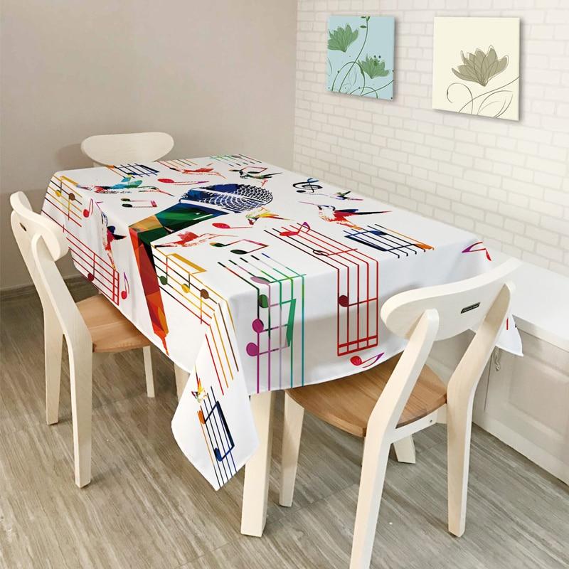 Noul decor de casă Pânză de masă Masă de masă Cafea restaurant - Textile de uz casnic - Fotografie 5