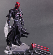 Star Wars Action Figure Darth Maul Modèle Jouet JOUER ARTS Étoiles Wars Darth Maul PVC Action Figure Star Wars Darth Maul Playarts