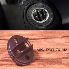 Empurrar Para Ligar Interruptor Botão Chave de ignição Base D6Y1-76-142 Fit Para Mazda Speed 6 CX-7 CX-9 2006 2007 2009 2010 2011 2012 2013 2014