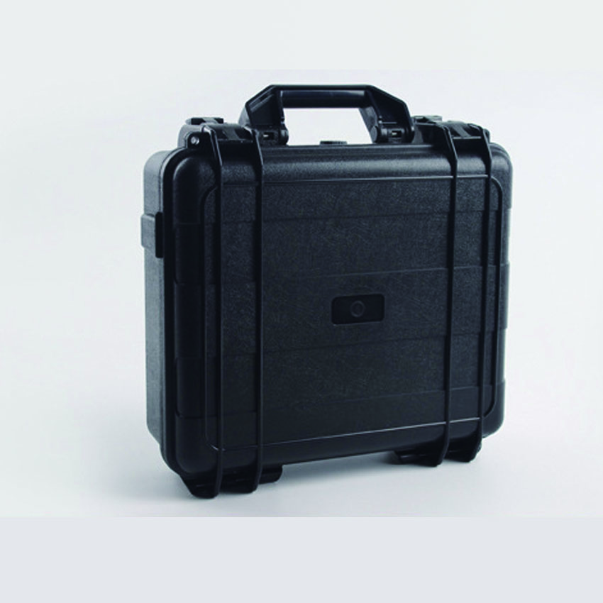 light weight black hard ABS plastic storage tool case without foam цены