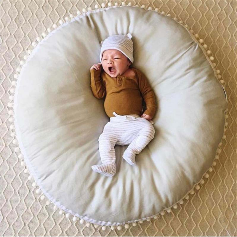 2017 New Hot Sale Kid Soft Delicate Pure Cotton Carpet For Children Climb Sleeping Play Rug Home Floor Kid Room Helthy Floor Mat