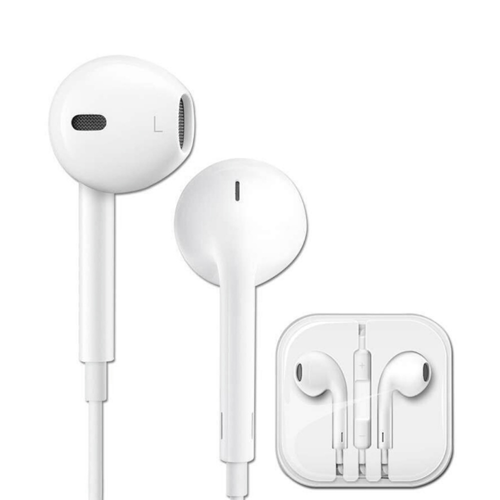 Universal Sports earphones 3.5mm In-Ear Wired Earphone Earbuds Stereo Headphones With Mic for Samsung huawei Xiaomi iPhone 6