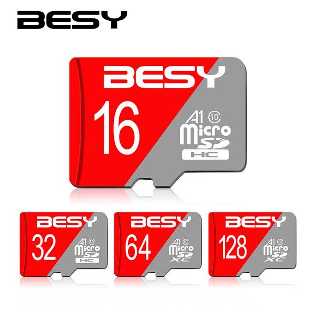 Alta Qualidade tf Cartão microsd carte micro sd gb gb 32 16 8 gb Cartão de Memória Flash de 128 gb 64 gb leitor de cartão micro sd + OTG C10