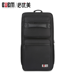 BUBM bag for electronic sports E-sports case organizer storage for computer keyboard digital accessories bag for mouse pad