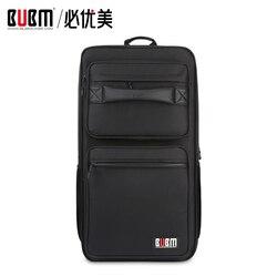 Bolsa BUBM para deportes electrónicos estuche organizador de almacenamiento para teclado de ordenador bolsa de accesorios digitales para alfombrilla de ratón