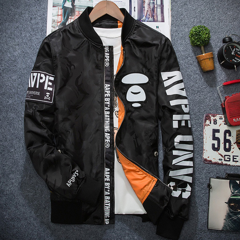 Online Get Cheap Flight Jacket Tigers -Aliexpress.com | Alibaba Group