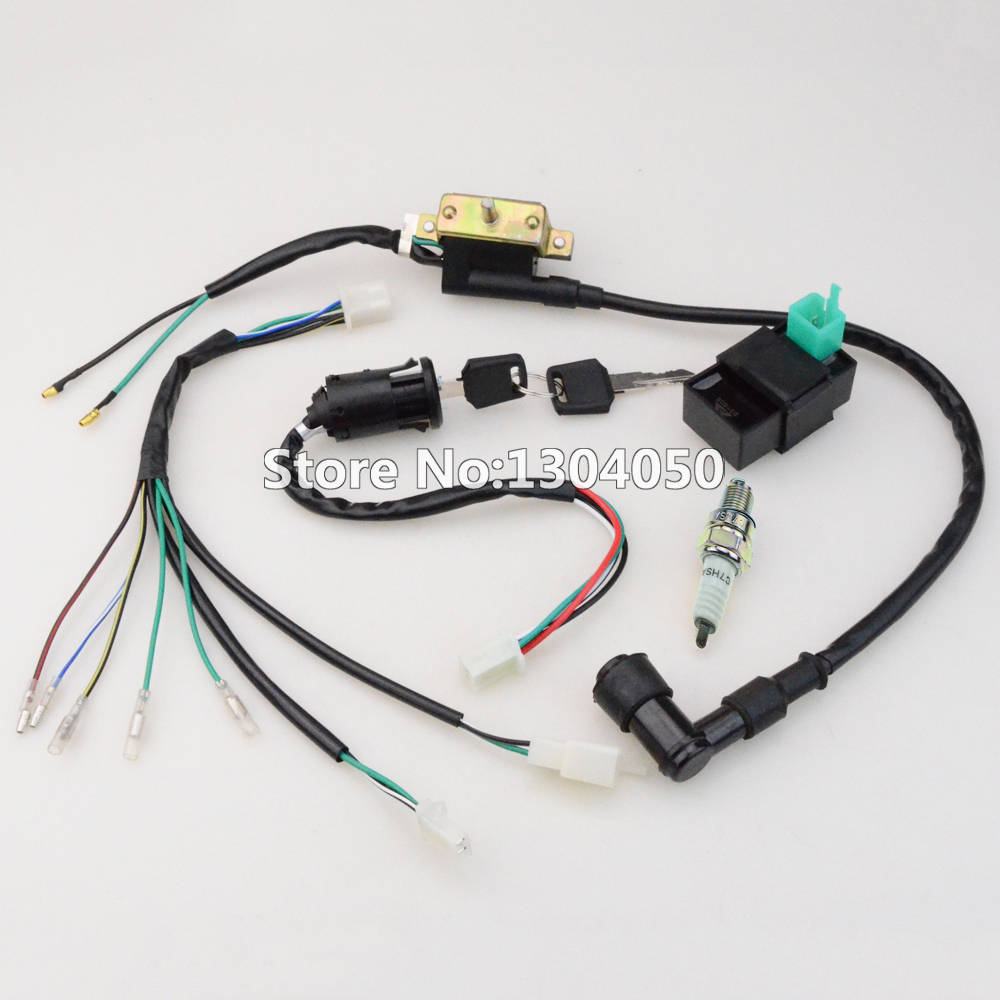 Attractive Racing Cdi Wire Code Image - Wiring Diagram Ideas ...